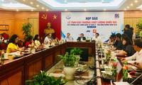 Entregan a 75 empresas vietnamitas Premio Nacional de Calidad