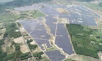 Phu Yen inaugurará la mayor planta de energía solar del Centro de Vietnam en 2019