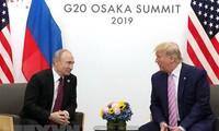 Estados Unidos dispuesto al diálogo con Rusia