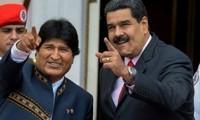 Presidente de Bolivia afirma que problemas de Venezuela no se resolverán con intervención militar