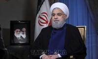 Irán listo para conversar con Estados Unidos si levanta sanciones, dice Rouhani
