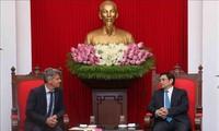 Partidos Comunistas de Vietnam y Francia refuerzan relaciones de cooperación