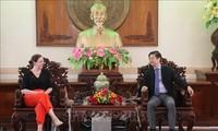 Perspectivas de cooperación multisectorial entre Australia y Can Tho