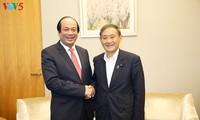 Vietnam y Japón por una profunda asociación estratégica