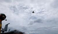 Marina estadounidense continuará patrullando Mar Oriental