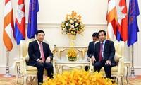 Vietnam concede importancia a vínculos con Camboya