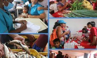 Gobierno venezolano atiende a millones de afectados por el bloqueo estadounidense