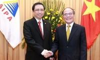 เวียดนาม-อินโดนีเซียมุ่งสู่ความสัมพันธ์หุ้นส่วนยุทธศาสตร์