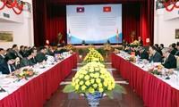 การประชุมครั้งที่๓๕คณะกรรมการร่วมรัฐบาลเวียดนามลาว