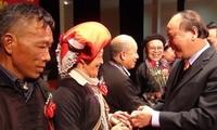 การประชุมสดุดีผู้ที่ได้รับการนับถือดีเด่น ที่๔จังหวัดในเขตตะวันตกเฉียงเหนือเวียดนาม