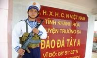 ชีวิตที่หมู่เกาะ Trường Sa ของเวียดนาม