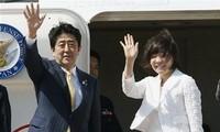 นายกรัฐมนตรีญี่ปุ่นเยือนพม่า