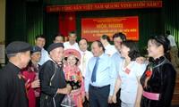 เชิดชูสดุดีผู้ที่ได้รับการนับถือในชุมชนชนกลุ่มน้อย 260 คน