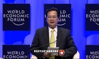 ท่าน Nguyễn Tấn Dũng นายกรัฐมนตรีเข้าร่วมฟอรั่มเศรษฐกิจโลกว่าด้วยเอเชียตะวันออก