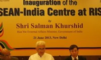 เปิดศูนย์อาเซียน-อินเดีย