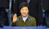 ประธานาธิบดีสาธารณรัฐเกาหลีเยือนประเทศจีน