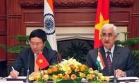 การประชุมครั้งที่ 15 คณะกรรมการผสมเวียดนาม อินเดีย
