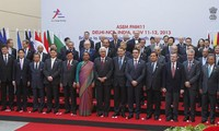 ปิดการประชุมรัฐมนตรีต่างประเทศอาเซมครั้งที่ 11