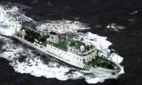 เรือและเครื่องบินของจีนรุกล้ำเขตน่านน้ำและน่านฟ้าของญี่ปุ่น