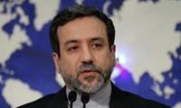อิหร่านประกาศไม่เจรจาเกี่ยวกับโครงการขีปนาวุธข้ามทวีป