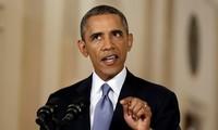 ประธานาธิบดีสหรัฐยอมรับว่า ยังไม่สามารถแก้ไขปัญหาซีเรียได้ทันที