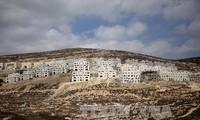อิสราเอลก่อสร้างเขตตั้งถิ่นฐานในเขตเยรูซาเลมตะวันออก