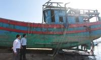 เสนอจัดแสดงเรือประมงที่ถูกเรือจีนชนจนอัปปางเพื่อเป็นหลักฐานทางประวัติศาสตร์