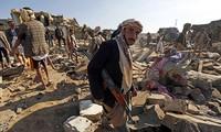 สันนิบาตอาหรับประกาศว่า จะสนับสนุนแผนการโจมตีทางอากาศในเยเมน