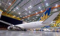 โบอิ้ง 787-9 Dreamliner ของเวียดนามแอร์ไลน์สร้างความประทับใจในงานนิทรรศการแสดงการบินปารีสปี 2015