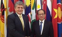 สหประชาชาติและอาเซียนให้คำมั่นขยายความร่วมมือต่อไป