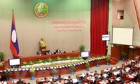 เปิดการประชุมรัฐสภาประเทศลาวครั้งที่ 9 สมัยที่ 7
