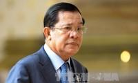 นายกรัฐมนตรีกัมพูชาชื่นชมบทบาทของสมาคมมิตรภาพเวียดนาม-กัมพูชา
