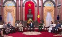 นักวิทยาศาสตร์เวียดนาม-รัสเซียร่วมมือในการวิจัยอากาศเพื่อสันติภาพ