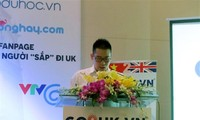 เปิดตัวเว็บไซต์ส่งเสริมความร่วมมือด้านการศึกษาระหว่างเวียดนามกับอังกฤษ