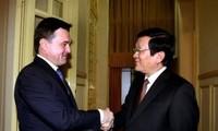 ท้องถิ่นต่างๆของเวียดนามและรัสเซียต้องขยายความสัมพันธ์ร่วมมือ