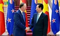 ขยายความสัมพันธ์เวียดนาม-นิวซีแลนด์
