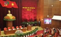 การประชุมครั้งที่ 13 คณะกรรมการกลางพรรคคอมมิวนิสต์เวียดนามสมัยที่ 11 ได้ประสบความสำเร็จ
