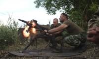 คำสั่งหยุดยิงถูกละเมิดในภาคตะวันออกยูเครน