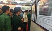 """งานนิทรรศการ """"หว่างซา เจื่องซาของเวียดนาม-หลักฐานทางประวัติศาสตร์และนิตินัย"""" ณ นครโฮจิมินห์"""