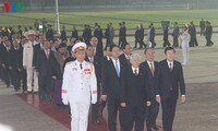 การประชุมสมัชชาใหญ่พรรคคอมมิวนิสต์เวียดนามสมัยที่ 12 ประชุมเตรียมการ