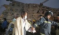 ให้การช่วยเหลือชาวเวียดนามที่ได้รับผลกระทบจากเหตุแผ่นดินไหวในไต้หวัน