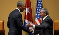 นิมิตหมายใหม่ในความสัมพันธ์ระหว่างสหรัฐกับคิวบา