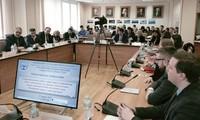 การสัมมนาเชิงวิชาการเกี่ยวกับทะเลตะวันออกในรัสเซีย