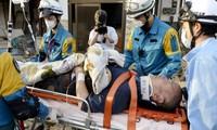 เกิดเหตุแผ่นดินไหวขนาด 7.3 ตามมาตราริกเตอร์ในญี่ปุ่น