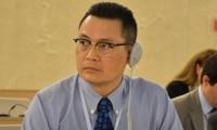เวียดนามให้คำมั่นที่จะร่วมกับประเทศต่างๆรับมือกับการเปลี่ยนแปลงของสภาพภูมิอากาศที่ส่งผลต่อสิทธิมนุษย