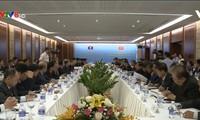 การประชุมครั้งที่ 25 คณะผู้แทนด้านชายแดนเวียดนาม-ลาว