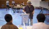 ญี่ปุ่นจัดการเลือกตั้งวุฒิสภา