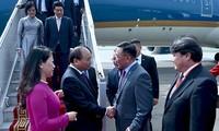นายกรัฐมนตรี เหงียนซวนฟุก เริ่มการเยือนประเทศมองโกเลียอย่างเป็นทางการ
