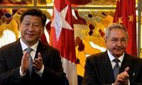 คิวบาและจีนขยายความร่วมมือด้านเศรษฐกิจ