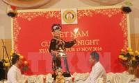 สาธิตพิธีแสดงความเลื่อมใสบูชาเจ้าแม่ของชาวเวียดนามในมาเลเซีย